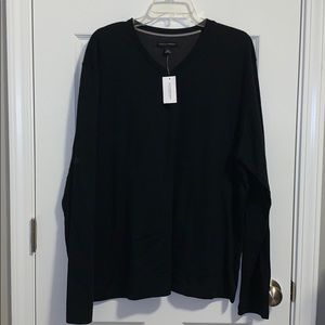 🆕 NWT Banana Republic V Neck Sweater/Sweatshirt